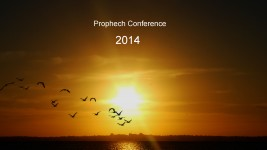 Prophecy Conference - Oct. 5, 2014 AM